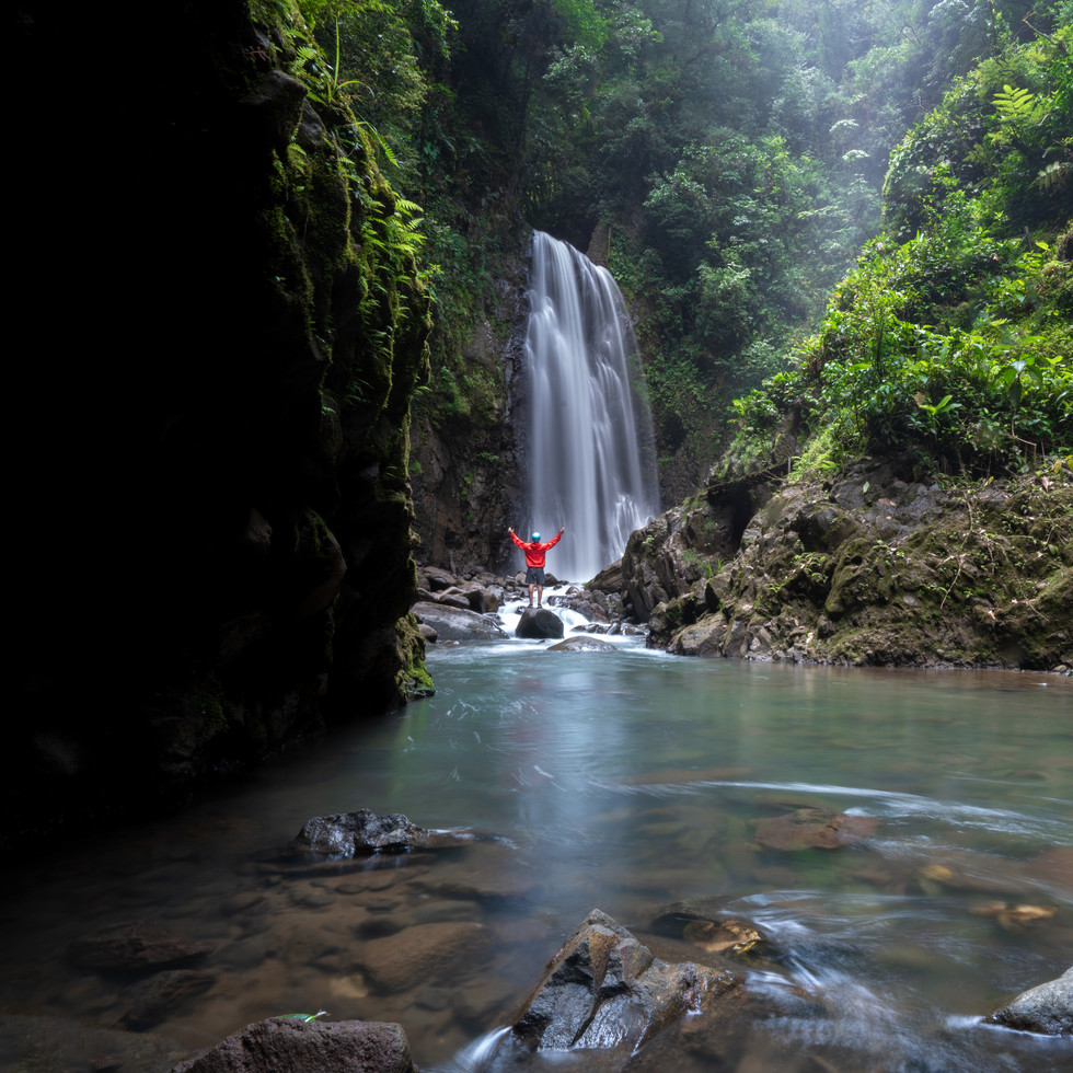 El Tigre Waterfall