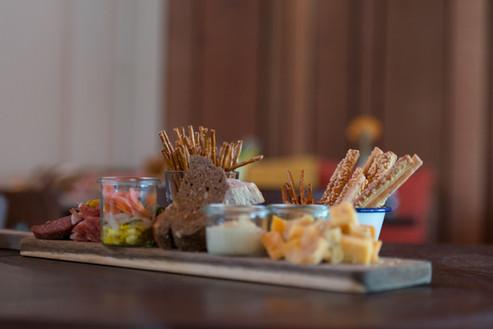 Food at house of watt Amsterdam