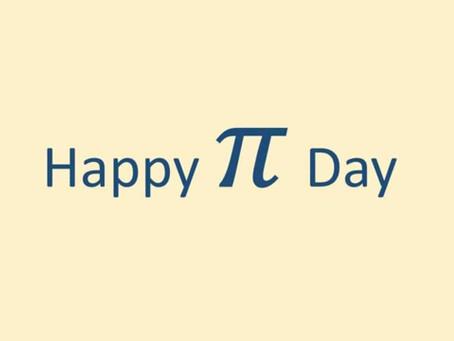 It Is Pi Day
