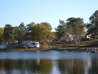 Scenic Mountain R.V. Park, Milledgeville, Georgia