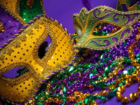 Mardi Gras - Plan Ahead