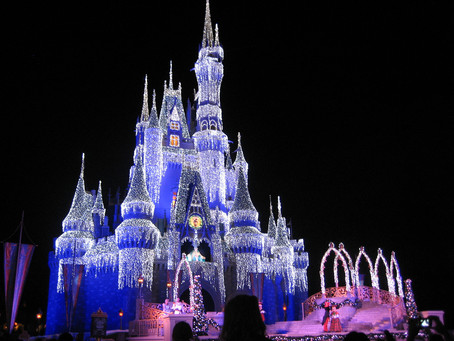 Disney World Christmas Guide