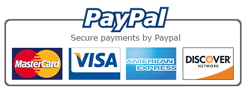 Pay for palms with PayPal