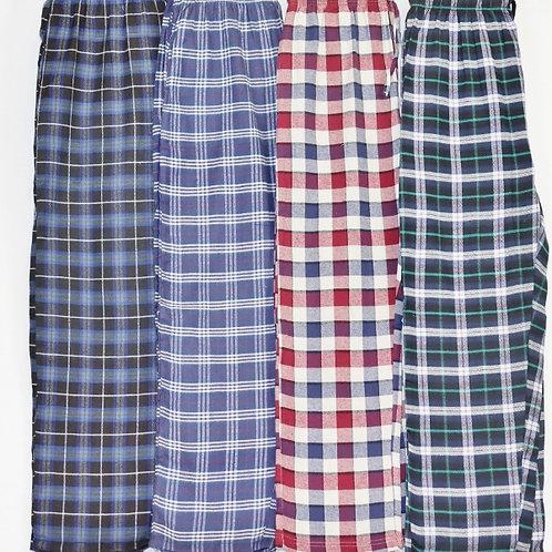 Men's Flannel Lounge Pant 136FL