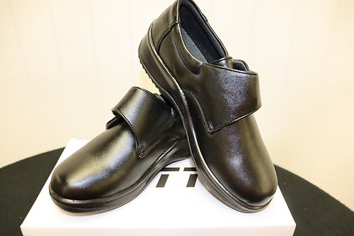 Ladies Black Velcro® 1805