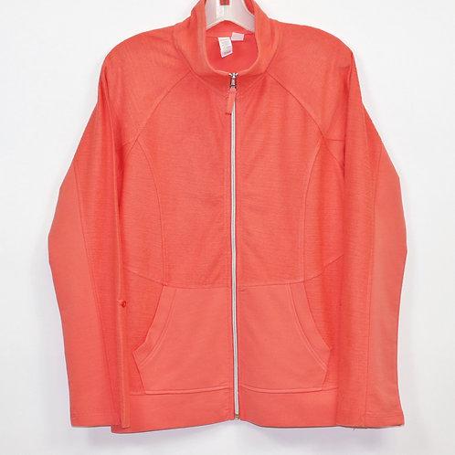 Fashion Casual Zip Jacket 44438