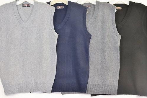 Men's Pullover Sweater Vest AP-6410B