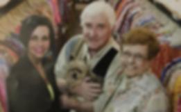Adaptive Clothing Fashion/ Senior Residents/Nursing home/Elderly