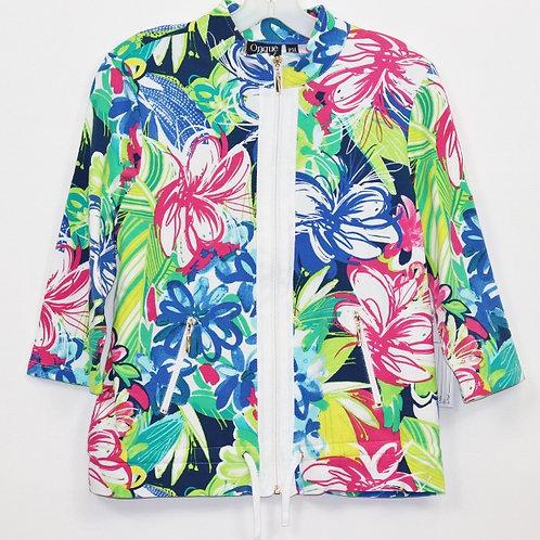Zip Front Jacket 44430-415