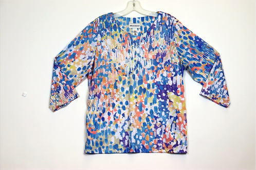 Alfred Dunner 3/4Sleeve Top 4155-4255