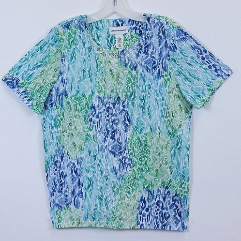 Alfred Dunner Short Sleeve Top 8155-8255