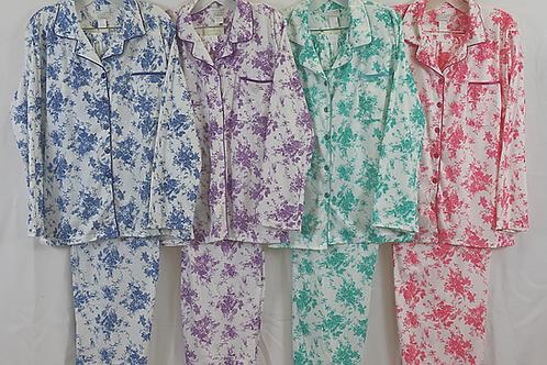 Long Sleeve Pajamas 3105