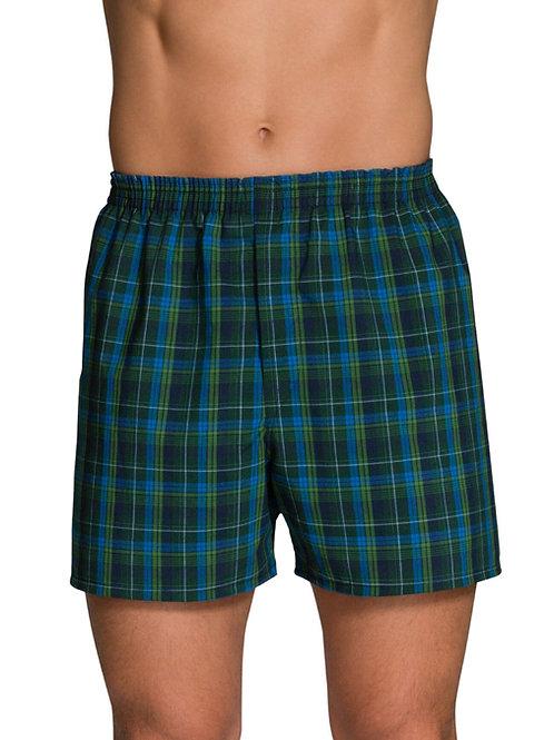 Cotton Boxer Shorts 3 Pack 8U4