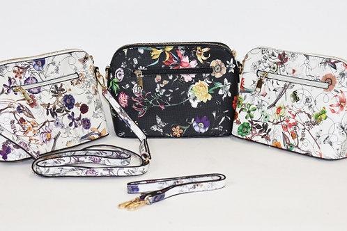 Floral Handbag 28948F