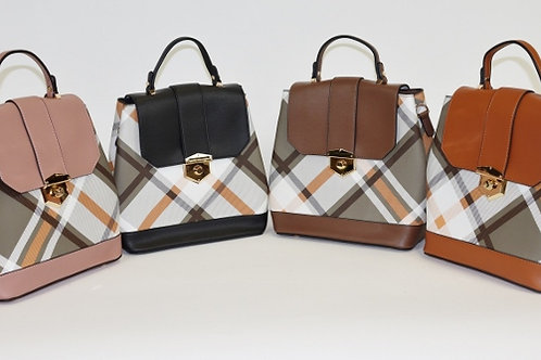 Criss-Cross Backpack/Purse 18853-1