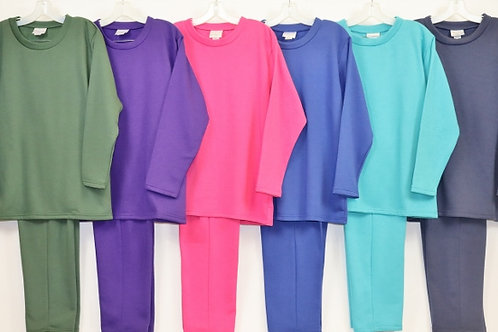 Women's Fleece Set 921T