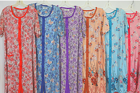Short Sleeve Waltz Length Gown  AP1867