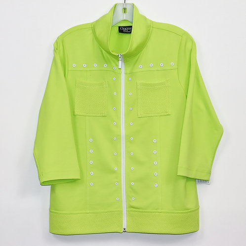 Fashion Zip Jacket 44430-321