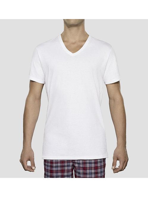 Cotton V-Neck T-Shirts 3 Pack 8U2