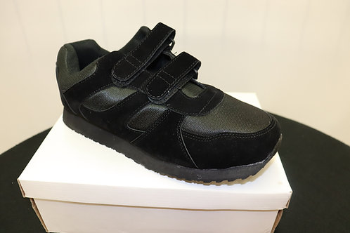 Men's Black Velcro® Sneaker V31