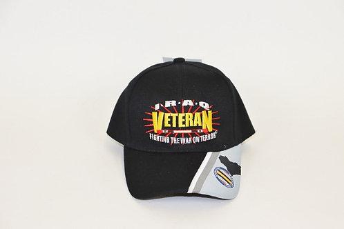 Ball Cap - Iraq Veteran IV101