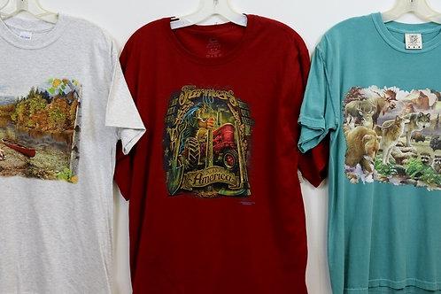 Printed T-Shirt 106P