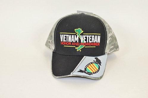 Ball Cap - Vietnam Veteran W101