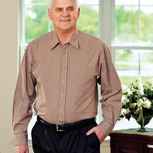 Long Sleeve Velcro® Closure Shirt