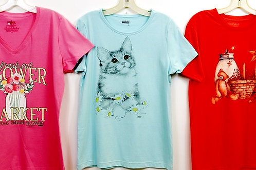 Printed T-Shirt 808P