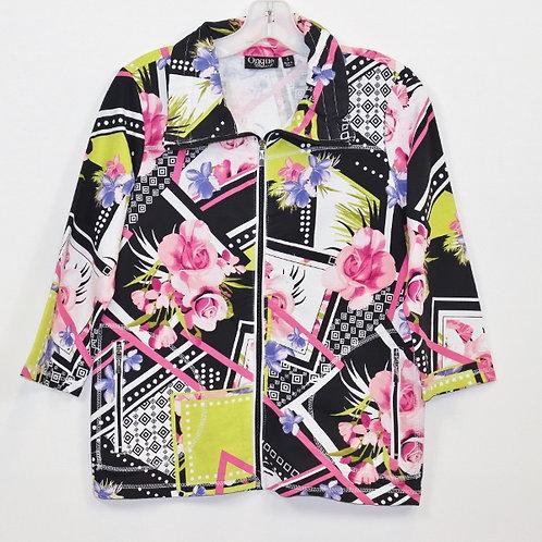 Zip Front Jacket 44430-001