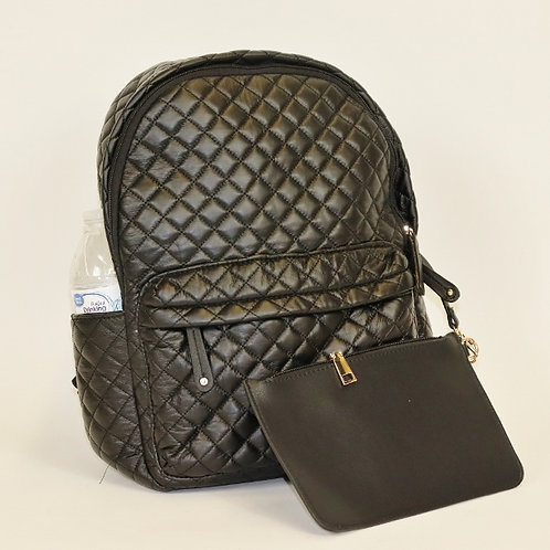 Backpack with Change Purse 28959BK