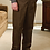 Thumbnail: Half Elastic Waist Pant with Velcro® Closure 11AV1
