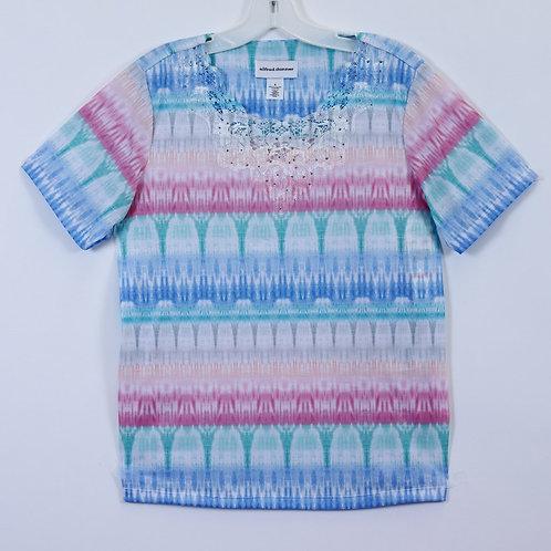 Alfred Dunner Short Sleeve Top 8151-8251