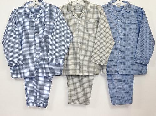 Plaid Pajamas 51PD