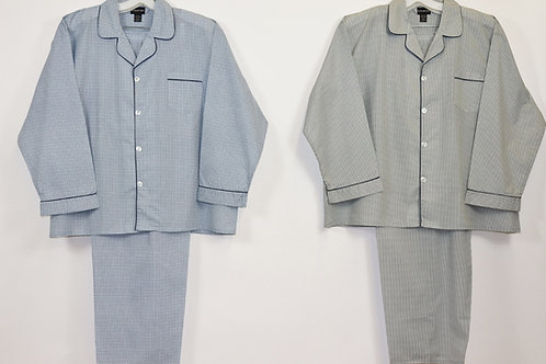 Plaid Pajamas 51PD2