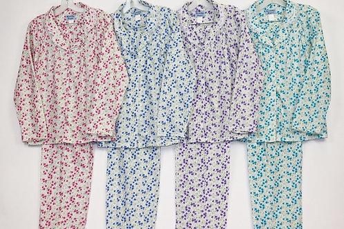 Long Sleeve Long Leg Pajama 2124