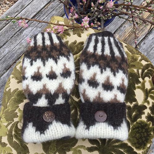 Icelandic wool, Bernie style! Large, Arctic warmth