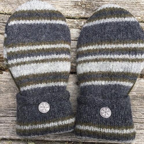 Arctic stripes, medium regular