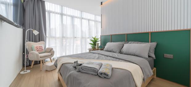 Premium Room @ The Clover Suites