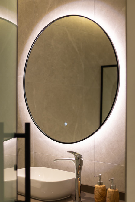 Luxurious Bathrooms with Quality Finishings