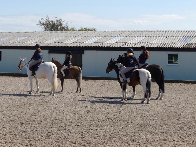 Club Equestrian raises £500 for Derian House