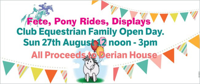 Calling all Club Equestrian members, parents and friends.