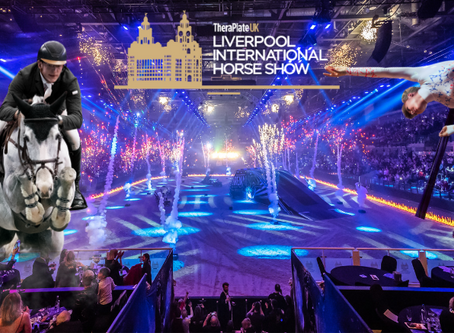 Trip to Liverpool Horse Show. Coach Pick Up at Club Equestrian