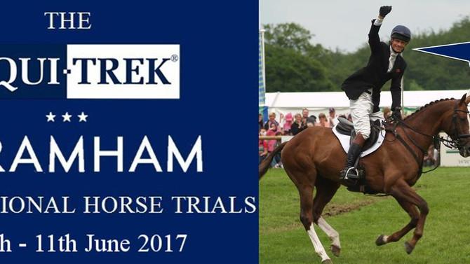 Club Equestrian trip to Bramham!