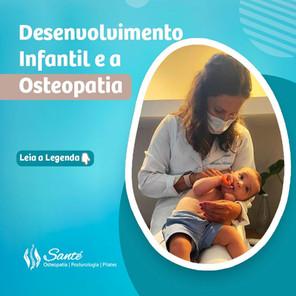 Desenvolvimento Infantil e a Osteopatia