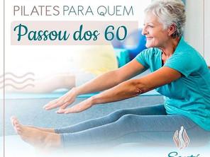 Benefícios do Pilates para quem passou dos 60