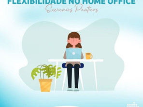 Flexibilidade no Home Office