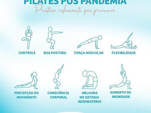 Pilates Pós Pandemia
