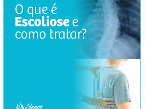 Você sabia que a Escoliose pode ser facilmente tratada?