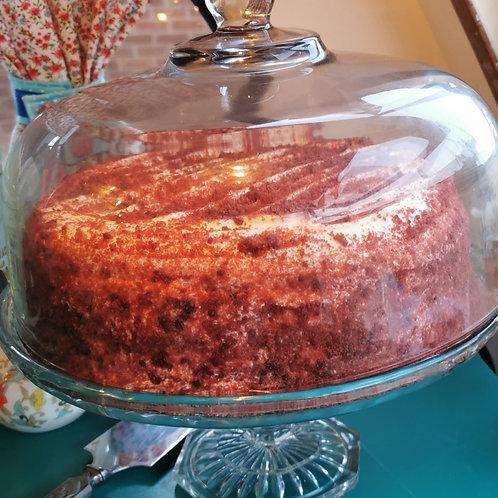 Whole Red Velvet Cake
